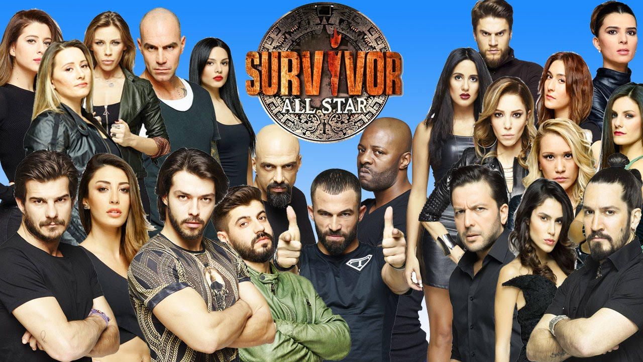 Survivor All Star  alt üst etti